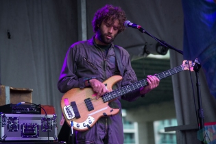 Okkervil River performing at the Toronto Urban Roots Festival in Toronto on September 17, 2016. (Photo: Morgan Hotston/Aesthetic Magazine)