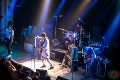 Broncho performing at Metro Chicago in Chicago on September 3, 2016. (Photo: Brigid Gallagher/Aesthetic Magazine)