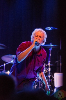Guided By Voices performing at Metro Chicago in Chicago on September 3, 2016. (Photo: Brigid Gallagher/Aesthetic Magazine)