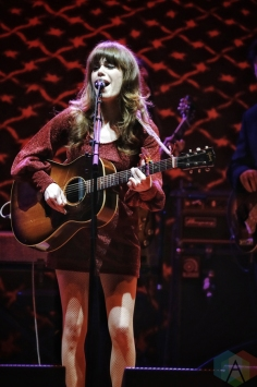 Jenny Lewis performing at Massey Hall in Toronto on September 10, 2016. (Photo: Dan Fischer/Aesthetic Magazine)