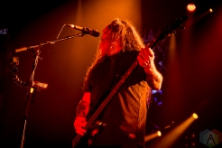 Slayer performing at the Sound Academy in Toronto on September 12, 2016. (Photo: Dale Benvenuto/Aesthetic Magazine)