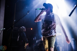 Out Of My League performs at the Opera House in Toronto on September 17, 2016. (Photo: Kelsey Giesbrecht/Aesthetic Magazine)