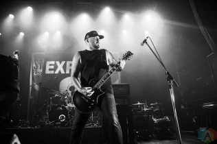 Expire performs at the Opera House in Toronto on September 17, 2016. (Photo: Kelsey Giesbrecht/Aesthetic Magazine)