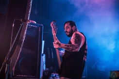 Stray From The Path performs at the Opera House in Toronto on September 17, 2016. (Photo: Kelsey Giesbrecht/Aesthetic Magazine)