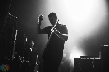 Stick To Your Guns performs at the Opera House in Toronto on September 17, 2016. (Photo: Kelsey Giesbrecht/Aesthetic Magazine)