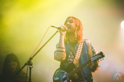 Tame Impala performing at the Bumbershoot Music Festival in Seattle on September 4, 2016. (Photo: Daniel Hager/Aesthetic Magazine)