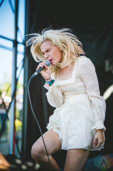 The Pink Slips performing at the Bumbershoot Music Festival in Seattle on September 4, 2016. (Photo: Daniel Hager/Aesthetic Magazine)