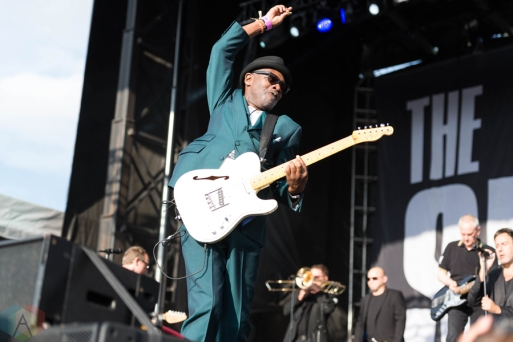 The Specials performing at Riot Fest Chicago on September 16, 2016. (Photo: Katie Kuropas/Aesthetic Magazine)