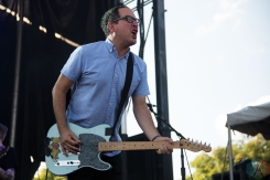 The Hold Steady performing at the Toronto Urban Roots Festival in Toronto on September 18, 2016. (Photo: Morgan Hotston/Aesthetic Magazine)