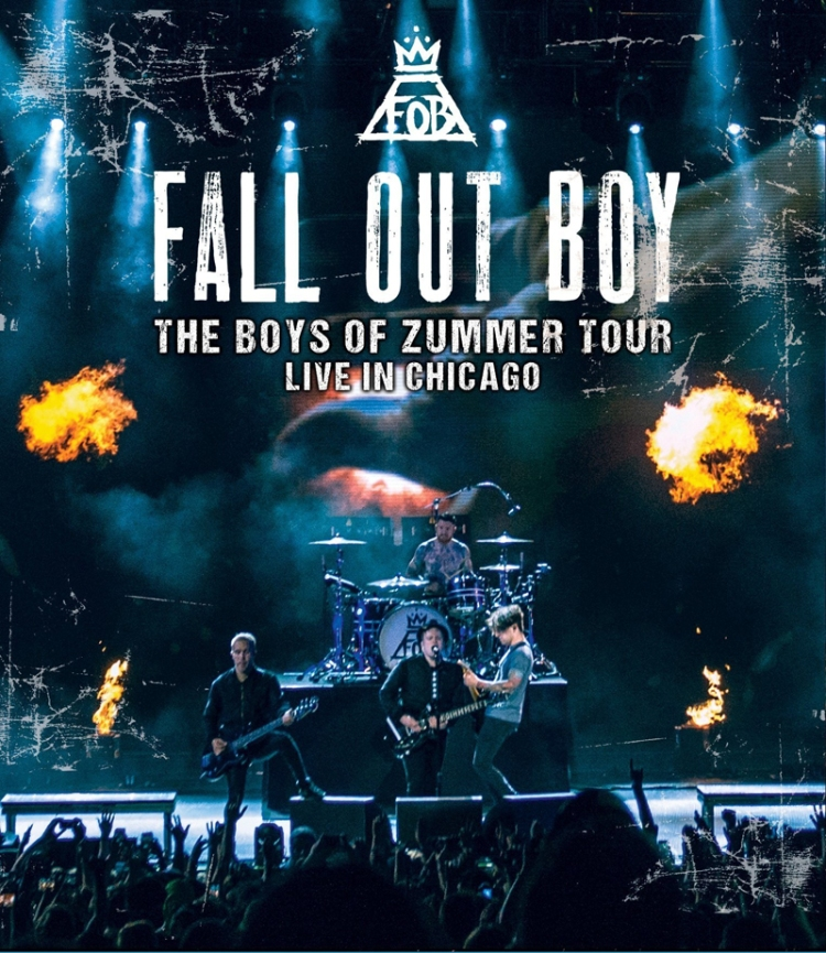 "Contest: (Canada Only) Win a DVD copy of Fall Out Boy ""The"