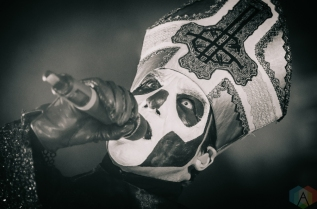 Ghost performs at the Vogue Theatre in Vancouver on October 13, 2016. (Photo: Timothy Nguyen/Aesthetic Magazine)
