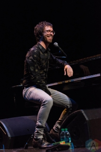 Ben Folds performs at the Honeywell Center in Wabash, Indiana on October 4, 2016. (Photo: Katie Kuropas/Aesthetic Magazine)