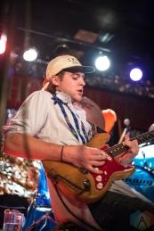 Billy Moon performs at the Horseshoe Tavern in Toronto on October 20, 2016. (Photo: Brendan Albert/Aesthetic Magazine)