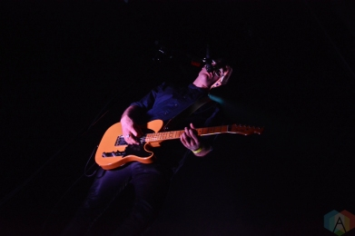 Bob Moses performs at the Danforth Music Hall in Toronto on October 15, 2016. (Photo: Tyler Roberts/Aesthetic Magazine)
