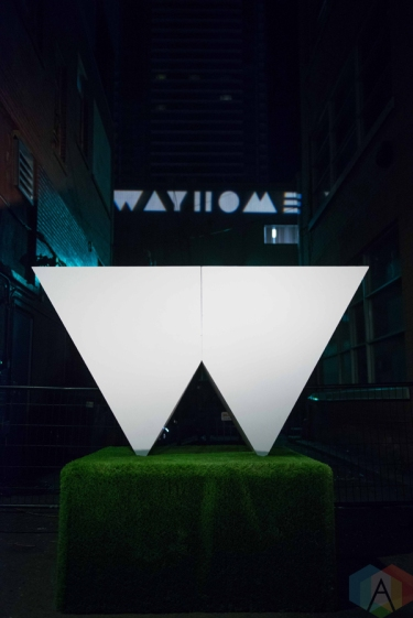 Wayhome Rewind at Adelaide Hall in Toronto on October 13, 2016. (Photo: Josh Ladouceur/Aesthetic Magazine)