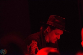 DJ Windows 98 (Win Butler of Arcade Fire) performs at Adelaide Hall in Toronto on October 13, 2016. (Photo: Josh Ladouceur/Aesthetic Magazine)