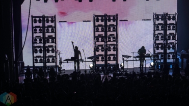 Porter Robinson and Madeon perform at the Royal Oak Music Theatre in Royal Oak, Michigan on October 4, 2016. (Photo: Taylor Ohryn/Aesthetic Magazine)