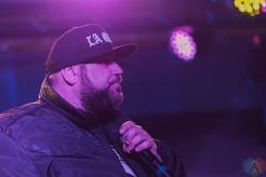 La Coka Nostra performs at the Rockpile West in Toronto on October 13, 2016. (Photo: Adam Horton/Aesthetic Magazine)