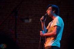 Foxing performs at the Nile Theater in Mesa, Arizona on October 25th, 2016. (Photo: Tony Contini/Aesthetic Magazine)
