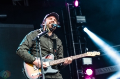 Frightened Rabbit performs at the Meadows Music Festival at Citi Field in Queens, New York on October 1, 2016. (Photo: Saidy Lopez/Aesthetic Magazine)