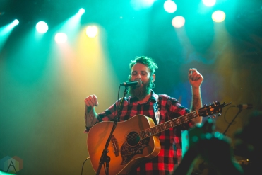 The Strumbellas perform at the Commodore Ballroom in Vancouver on October 16, 2016. (Photo: Isaac Wray/Aesthetic Magazine)
