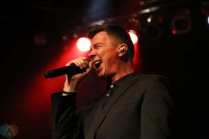 Rick Astley performs at the Phoenix Concert Theatre in Toronto on October 9, 2016. (Photo: Mike Fowler/Aesthetic Magazine)