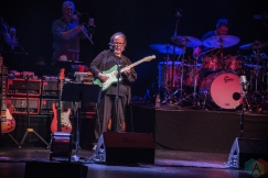 Steely Dan performs at the Beacon Theatre in New York City on October 18, 2016. (Photo: Mark Ashkinos/Aesthetic Magazine)