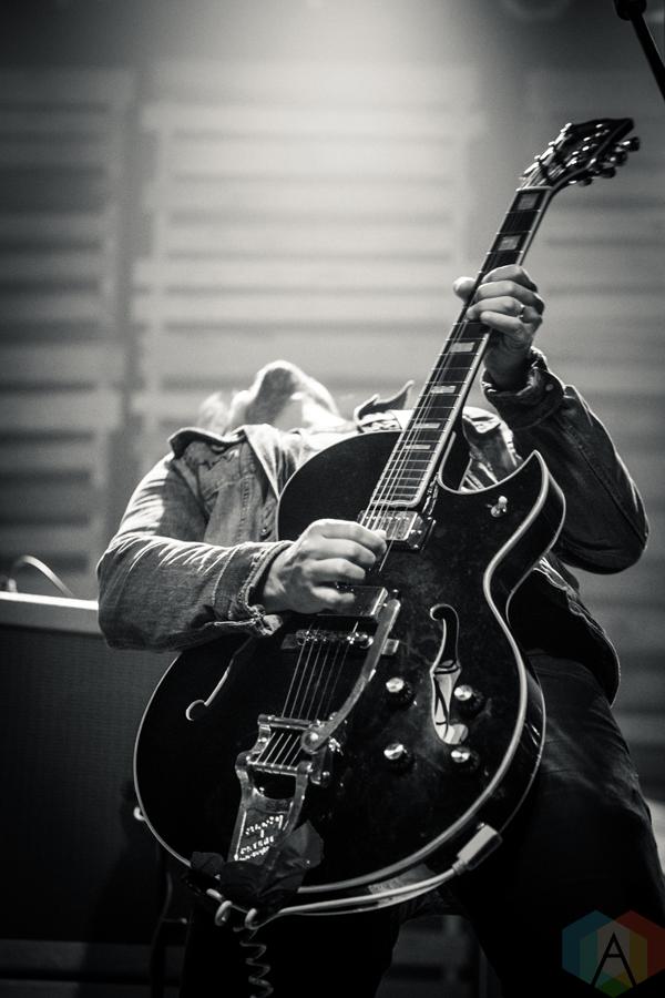 Matthew Logan Vasquez performs at the Phoenix Concert Theatre in Toronto on October 11, 2016. (Photo: Brendan Albert/Aesthetic Magazine)