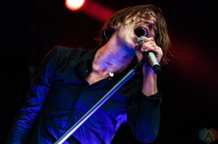 Cage The Elephant performs at the Meadows Music Festival at Citi Field in Queens, New York on October 2, 2016. (Photo: Saidy Lopez/Aesthetic Magazine)