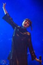 Muna performs at the Danforth Music Hall in Toronto on October 30, 2016. (Photo: Katrina Lat/Aesthetic Magazine)