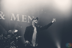 Of Mice And Men perform at the O2 Apollo Manchester in Manchester, UK on October 1, 2016. (Photo: Priti Shikotra/Aesthetic Magazine)