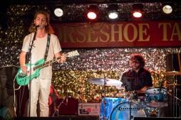 Rooftop Love Club performs at the Horseshoe Tavern in Toronto on October 20, 2016. (Photo: Brendan Albert/Aesthetic Magazine)