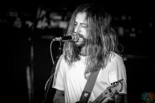 The Dead Love performs at the Horseshoe Tavern in Toronto on October 20, 2016. (Photo: Brendan Albert/Aesthetic Magazine)
