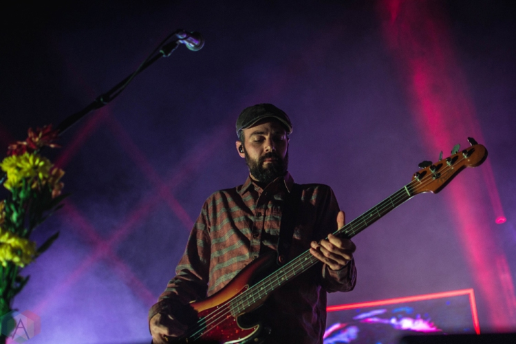 Brand New performs at the Bryce Jordan Center in University Park, PA on November 12, 2016. (Photo: Aaron Eck/Aesthetic Magazine)