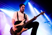 Bullet For My Valentine performs at the O2 Academy Newcastle in Newcastle, UK on November 27, 2016. (Photo: Kelly Hamilton/Aesthetic Magazine)