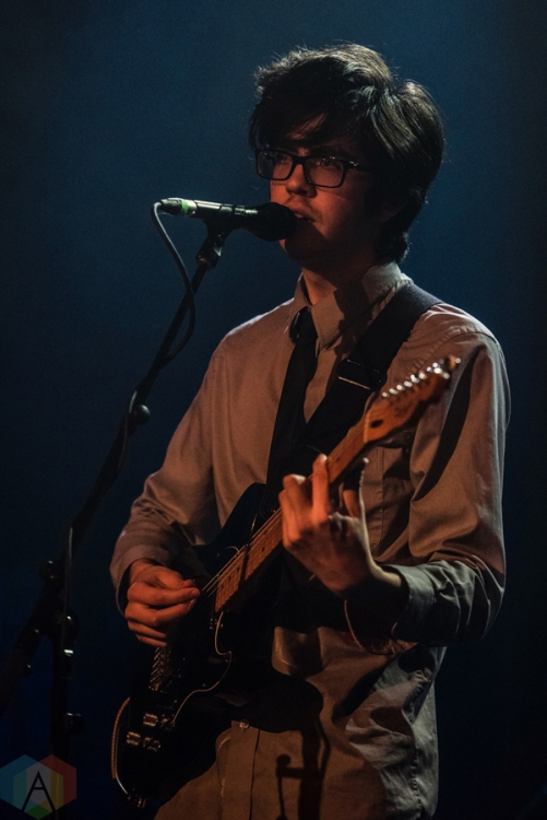 Car Seat Headrest performs at the Neptune Theatre in Seattle on November 26, 2016. (Photo: Kevin Tosh/Aesthetic Magazine)
