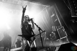 Children Of Bodom performs at the Phoenix Concert Theatre in Toronto on November 25, 2016. (Photo: Josh Ladouceur/Aesthetic Magazine)
