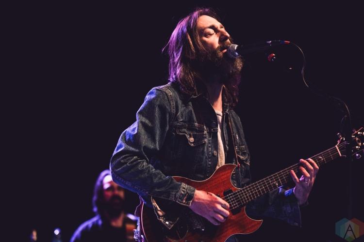 Chris Robinson Brotherhood performs at The National in Richmond, Virginia on November 15, 2016. (Photo: Joey Wharton/Aesthetic Magazine)