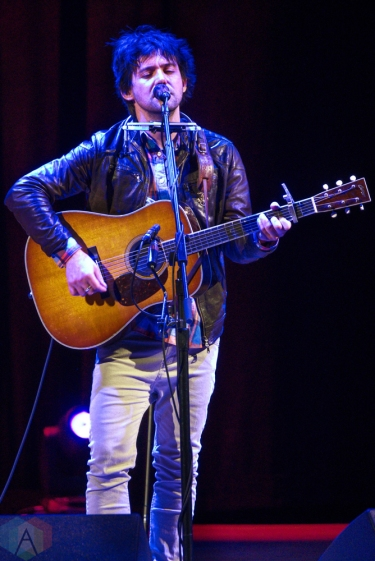Conor Oberst performs at Massey Hall in Toronto on November 17, 2016. (Photo: Dan Fischer/Aesthetic Magazine)