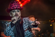Boy George of Culture Club performs at Rebel Nightclub in Toronto on November 2, 2016. (Photo: Andrew Hartl/Aesthetic Magazine)