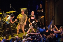 Descendents perform at the Neptune Theatre in Seattle on November 10, 2016. (Photo: Daniel Hager/Aesthetic Magazine)
