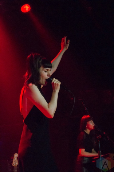 Fear Of Men performs at The Mod Club in Toronto on November 3, 2016. (Photo: Janine Wong/Aesthetic Magazine)