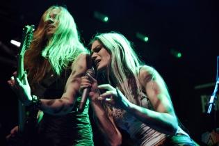 Forever Still performs at KOKO in London, UK on November 11, 2016. (Photo: Rossi Ivanova/Aesthetic Magazine)