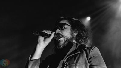 Jim James performs at Terminal 5 in New York City on November 20, 2016. (Photo: Tom Vogel/Aesthetic Magazine)