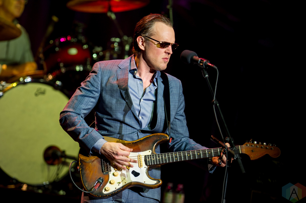 Joe Bonamassa Kitchener Reviews