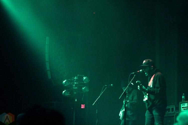 Moose Blood performs at the Ritz Ybor in Tampa, Florida on November 17, 2016. (Photo: Jordan Miller/Aesthetic Magazine)