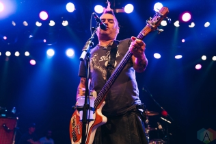 NOFX performs at The Commodore Ballroom in Vancouver on November 4, 2016. (Photo: Timothy Nguyen/Aesthetic Magazine)