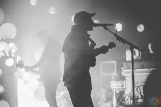 Portugal The Man performs at the Commodore Ballroom in Vancouver on November 17, 2016. (Photo: Danica Bansie/Aesthetic Magazine)
