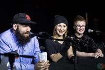 Pussy Riot appears at the Velvet Underground in Toronto on November 12, 2016. (Photo: Brendan Albert/Aesthetic Magazine)