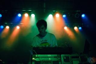 Roland Tings performs at the Phoenix Concert Theatre in Toronto on November 8, 2016. (Photo: Shahnoor Ijaz/Aesthetic Magazine)
